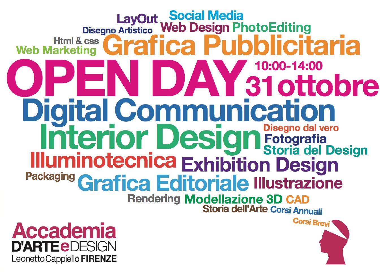Accademia d 39 arte e design leonetto cappiello firenze for Corsi di grafica pubblicitaria